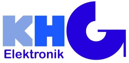 BOS-Funk - KHG-Elektronik-Logo